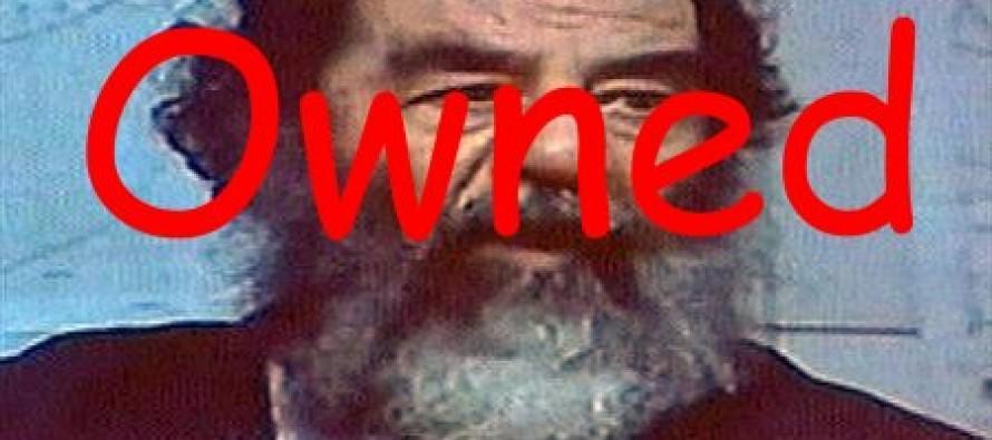 We Got Saddam!