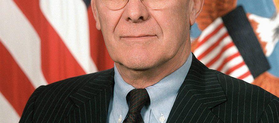 RWN's Favorite Donald Rumsfeld Quotes