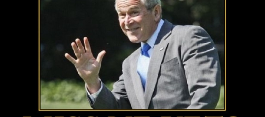 I Get Emails: Funny Graphic Of The Day + Bush Vs. Obama