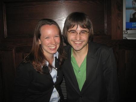 Katie Favazza & Aaron Marks