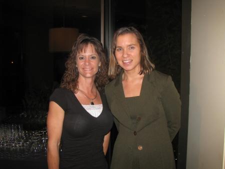 Michelle Moore & Rachel Alexander
