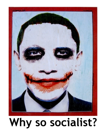 Why so socialist?