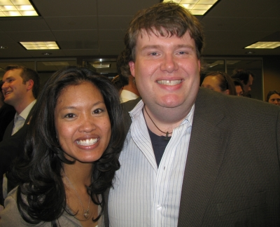 Michelle Malkin and John Hawkins