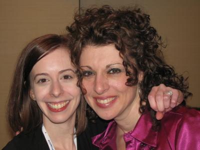 E.M. Zanotti & Cheryl Prater