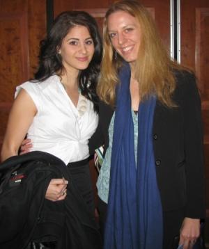 Kristina Hernandez & Lila Rose