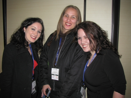 Heather Smith, Kerry Picket, Tabitha Hale