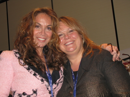 Pamela Gellar and Melissa Clouthier