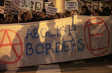 Abolish Borders