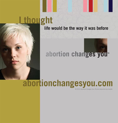 Abortion Changes You