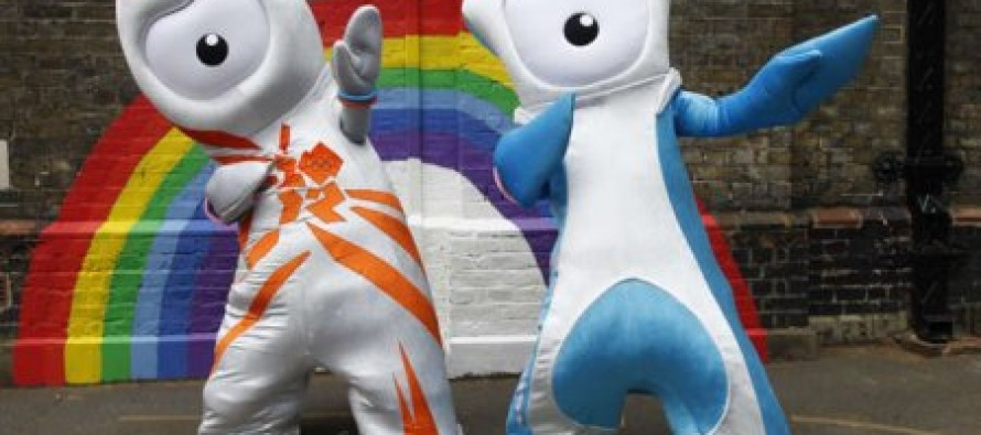 Ehr, Don't The New Olympic Mascots Look Like…