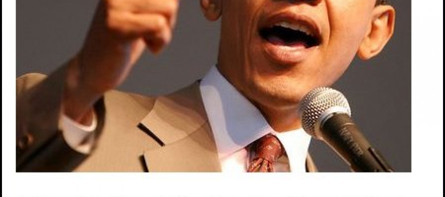 Barack Obama's Priorities (Pic)