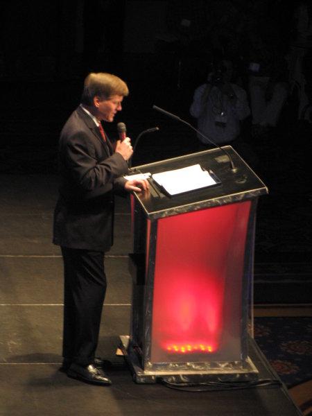 Virginia Governor, Bob McDonnell