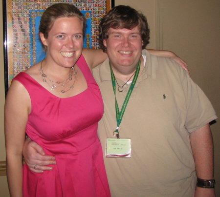 Elizabeth Terrell and John Hawkins