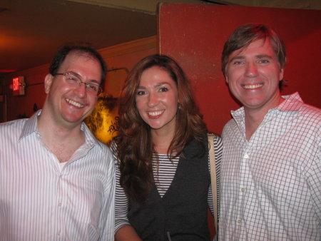 Soren Dayton, Amanda Carpenter, Chris Kinnan