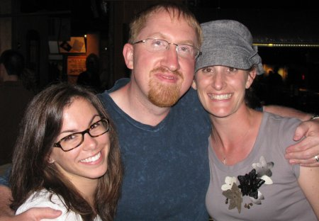 Kayla Anderson, Glen Asbury, & Tricia Grannis