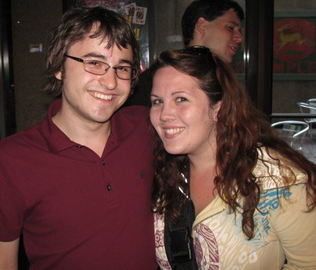 Aaron Marks & Tabitha Hale