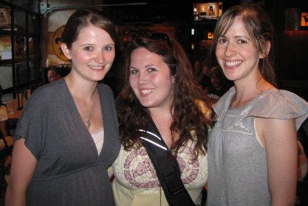 Abby Alger, Tabitha Hale, Sarah Desprat