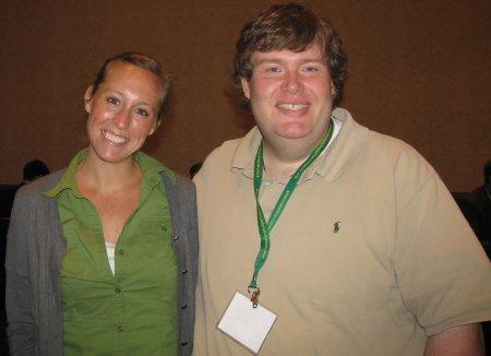 Ericka Andersen & John Hawkins