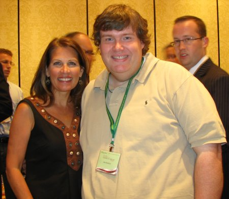 Michele Bachmann and John Hawkins