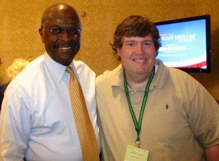 Herman Cain & John Hawkins