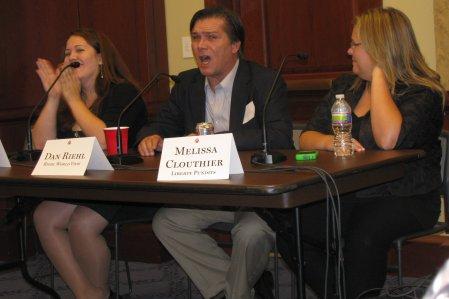 Tabitha Hale, Dan Riehl, Melissa Clouthier