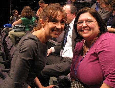 Amanda Carpenter & Lorie Byrd