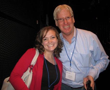 Allie Duzett & Jim Hoft
