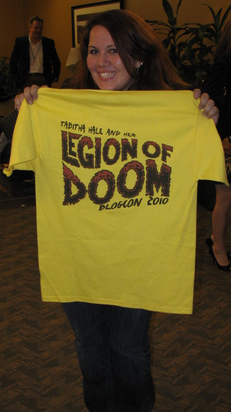 Tabitha Hale and her Legion of Doom