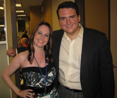 Susannah Fleetwood & Dave Weigel