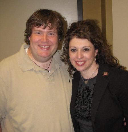 John Hawkins & Cheryl Prater