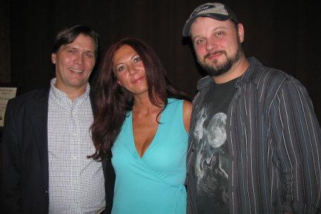 Dan Riehl, Lorie Ziganto, Caleb Howe