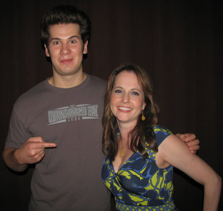 Steven Crowder and Susannah Fleetwood