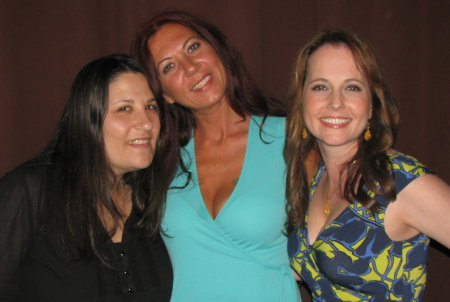 Jenn Q. Public, Lori Ziganto, & Susannah Fleetwood