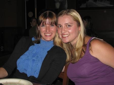 Ashley Sewell, Jenny Erikson