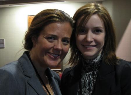 Rebecca Wales, Sarah Durand