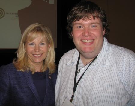 Liz Cheney, John Hawkins