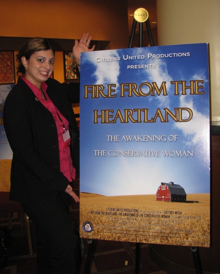 Alexa Shrugged, Fire From The Heartland: The Awakening of the Conservative Woman