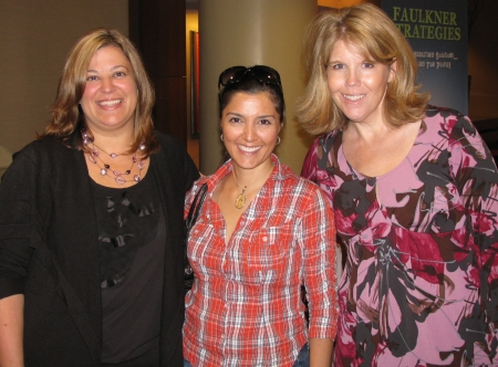 Stacy Mott, Rachel Campos-Duffy, Teri Christoph