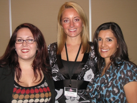 Tabitha Hale, April Gregory, Rachel Campos-Duffy