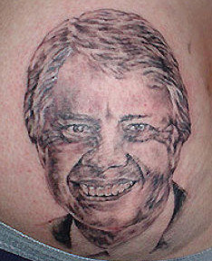 Carter Tattoo