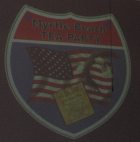 Myrtle Beach Tea Party, Oct 7
