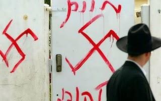 Nazi graffiti