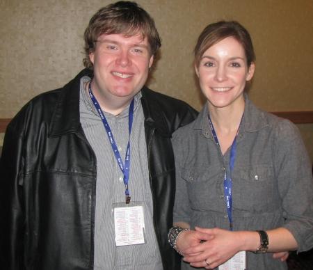 John Hawkins and Sarah Durand