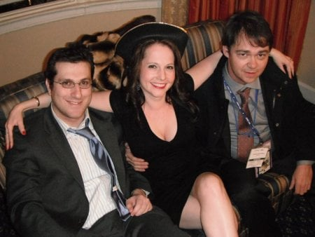 Philip Klein, Susannah Fleetwood, Tommy Christopher