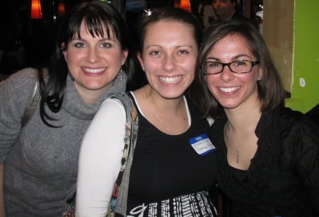 Sarah Rumpf, Bethany Shondark, Kayla
