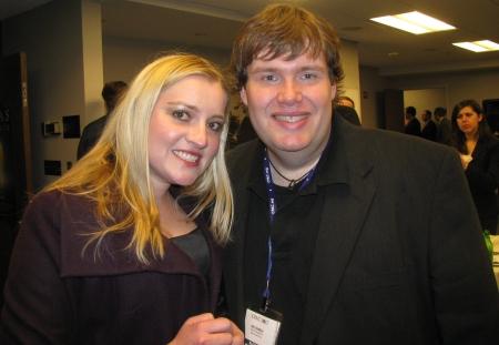 Jenny Erikson and John Hawkins
