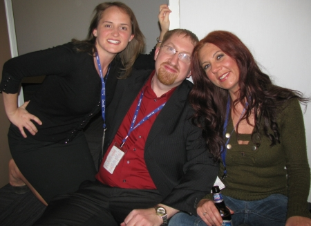 Lyndsey Fifield, Glenn Asbury, & Lori Ziganto