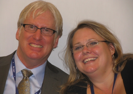 Jim Hoft and Melissa Clouthier
