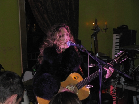 Sophie B. Hawkins at the GOProud Party