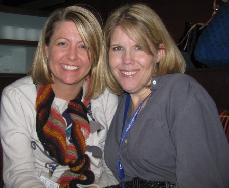 Molly Teichman, Terri Christoph